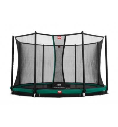 BERG InGround Trampolin Til Nedgravning 380cm Favorit inkl.