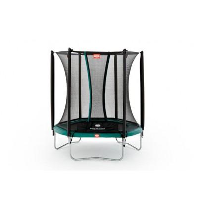 ✓ BERG Trampolin 180cm Talent inkl. sikkerhedsnet Comfort