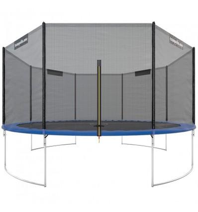 """Image of   Trampolin """"Starter"""" 430cm med sikkerhedsnet Blå"""