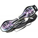 Waveboard MAXOfit® Pro XL Lina, op til 95kg, med LED hjul