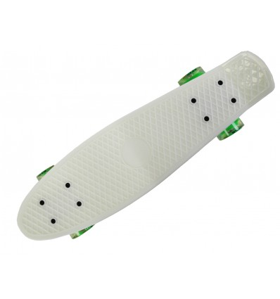 MAXOfit® Mini Retro Skateboard Alaska
