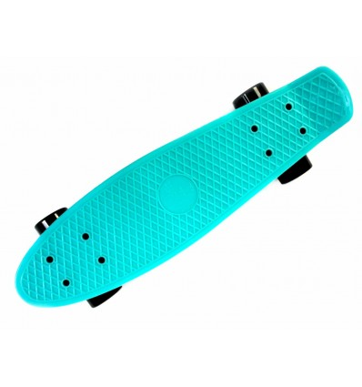 MAXOfit® Mini Retro Skateboard Hawaii