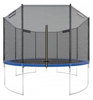 """Image of   Trampolin """"Starter"""" 366cm med sikkerhedsnet Blå"""
