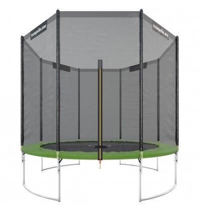 """Image of   Trampolin """"Starter"""" 305cm med sikkerhedsnet Grøn"""