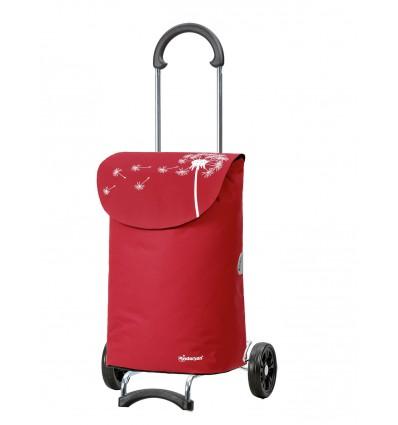 Scala Shopper Bea - Indkøbsvogn trolley på hjul