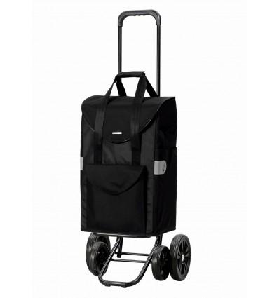 Quattro Shopper Senta - Indkøbsvogn Trolley på hjul