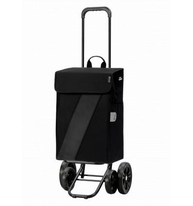 Quattro Shopper Vika - Indkøbsvogn Trolley på hjul