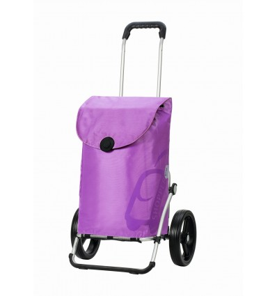 Royal Shopper Pepe (med 3-eger-hjul) - Indkøbsvogn Trolley på hjul
