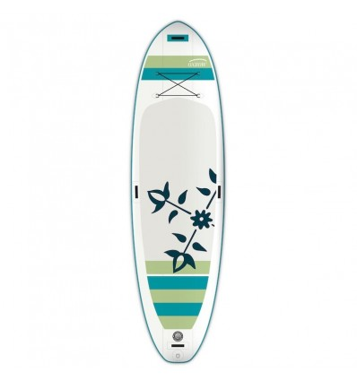 Oxbow Play 10'6 x 34 Air Oppustelig SUP (Model 2018) inkl. GRATIS Paddle & Coil Leash (begrænset tid)