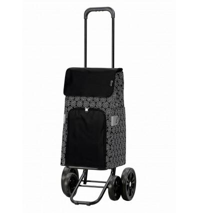 Quattro Shopper Henni - Indkøbsvogn Trolley på hjul
