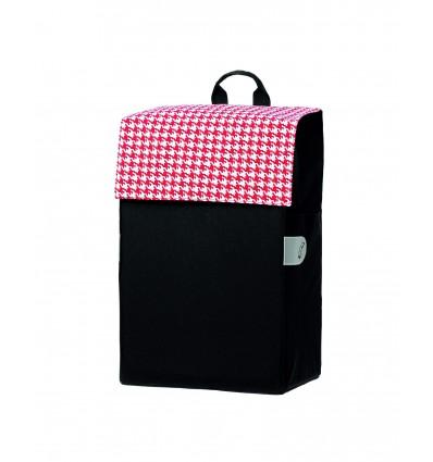 Image of   Andersen Shopper Iko Taske rød