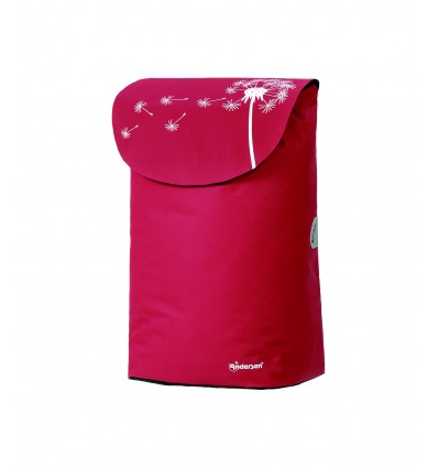 Image of   Andersen Shopper Bea Taske rød