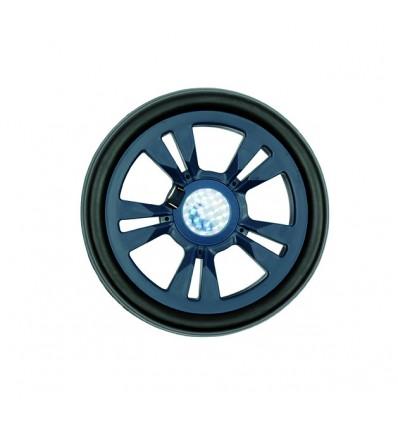 Letvægtshjul Ø 15 cm, blå