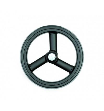 3-eget hjul Ø 25 cm
