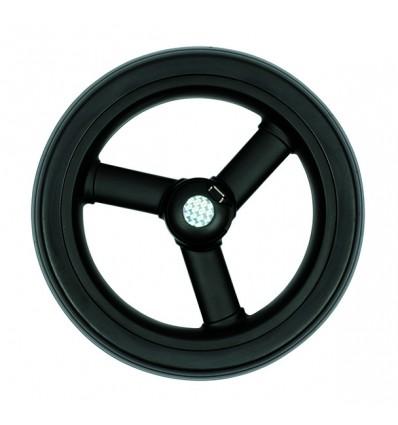 Kuglelejehjul Ø 29 cm, sort