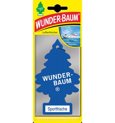 Wunderbaum luftfrisker dufttræ Sport
