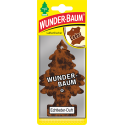 Wunderbaum luftfrisker dufttræ Læder