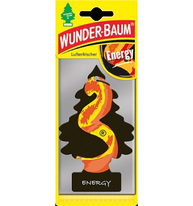 Wunderbaum luftfrisker dufttræ Energy