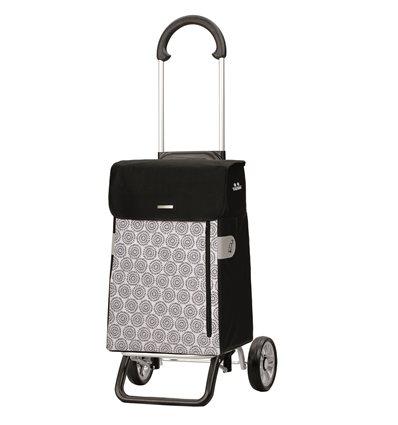 Scala Shopper Plus Muna - Indkøbsvogn Trolley på hjul Hvid