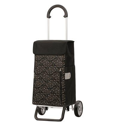 Scala Shopper Plus Diva - Indkøbsvogn Trolley på hjul Guld