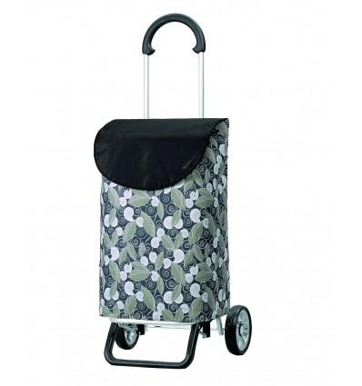 Scala Shopper Plus Susi - Indkøbsvogn Trolley på hjul grå