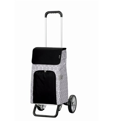 Image of   Alu Star Shopper Henni - Indkøbsvogne Trolley på hjul Hvid