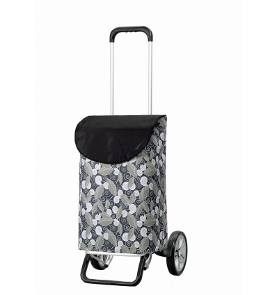 Image of   Alu Star Shopper Susi- Indkøbsvogne Trolley på hjul grå
