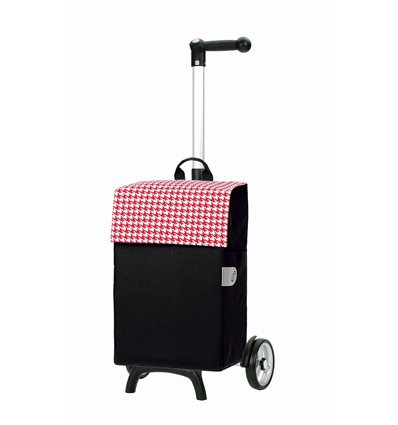 Unus Shopper Fun Iko - Indkøbsvogne Trolley på hjul