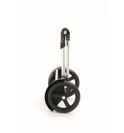 Tura Shopper Ortleib, lufthjul - Indkøbsvogn Trolley på hjul med ergonomisk håndtag