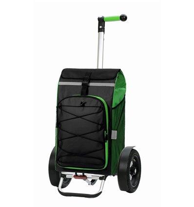 Tura Shopper Fado, lufthjul - Indkøbsvogn Trolley på hjul med ergonomisk håndtag