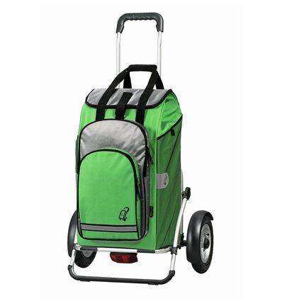 Royal Shopper Plus Hydro, hjul med kugleleje, luft og beskyttelse - Indkøbsvogne Trolley på hjul