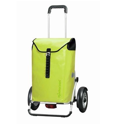 Royal Shopper Plus Ortlieb, hjul med kugleleje, luft og beskyttelse - Indkøbsvogne Trolley på hjul