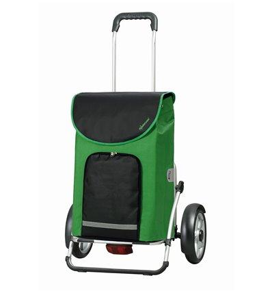 Royal Shopper Plus Clint, hjul med kugleleje og beskyttelse - Indkøbsvogne Trolley på hjul