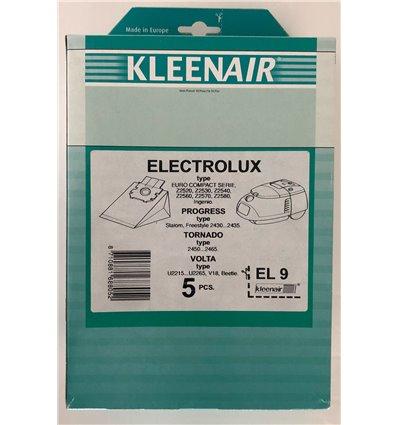 Kleenair EL-9 Støvsugerpose