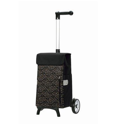 Unus Shopper Fun Diva - Indkøbsvogne Trolley på hjul