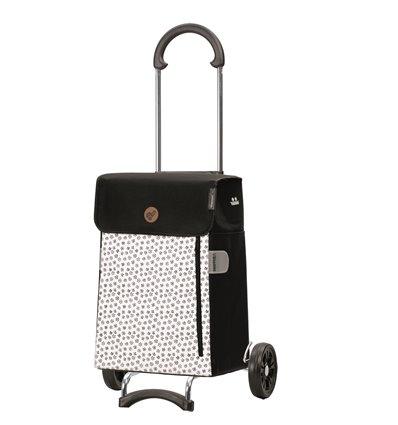 Scala Shopper Tuva - Indkøbsvogn Trolley på hjul
