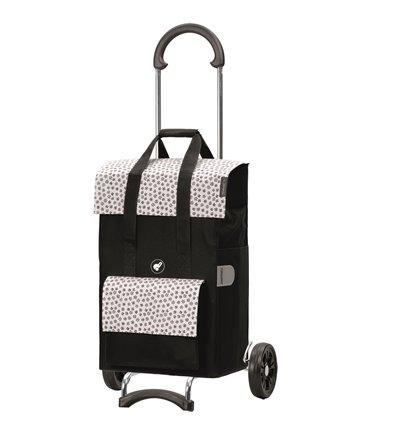 Scala Shopper Jara - Indkøbsvogn Trolley på hjul