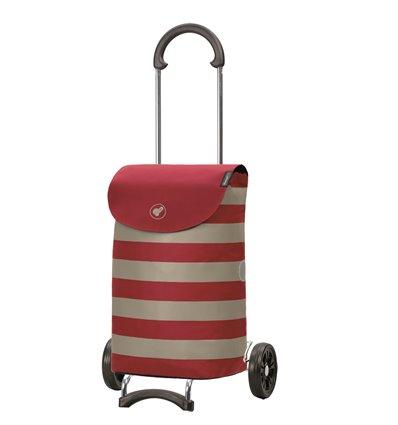 Scala Shopper Ida - Indkøbsvogn Trolley på hjul
