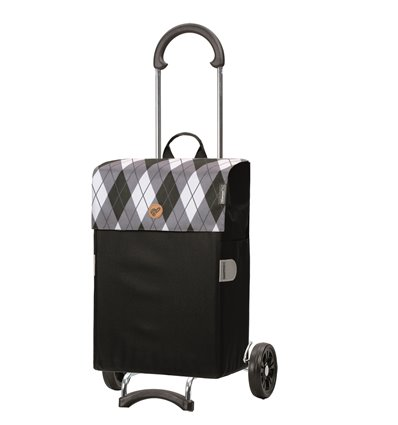 Scala Shopper Anea - Indkøbsvogn Trolley på hjul
