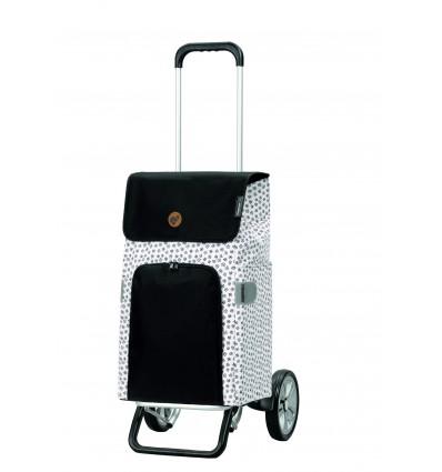 Alu Star Shopper Mara - Indkøbsvogn Trolley på hjul