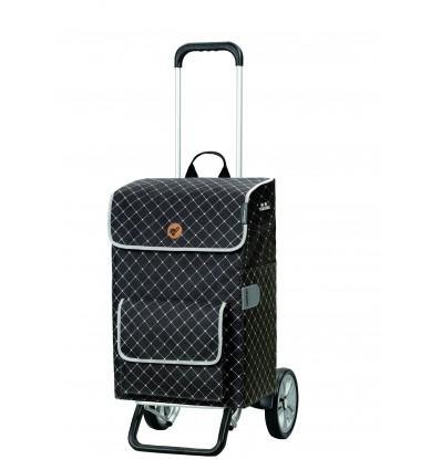Alu Star Shopper Tamo - Indkøbsvogn Trolley på hjul
