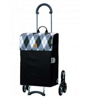 Scala Shopper Anea Indkøbsvogn / Indkøbstrolley Til Trapper