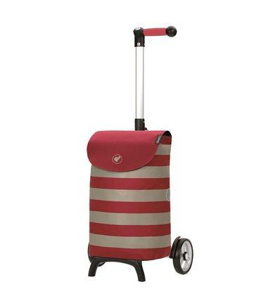 Unus Shopper Fun Ida - Indkøbsvogne Trolley på hjul