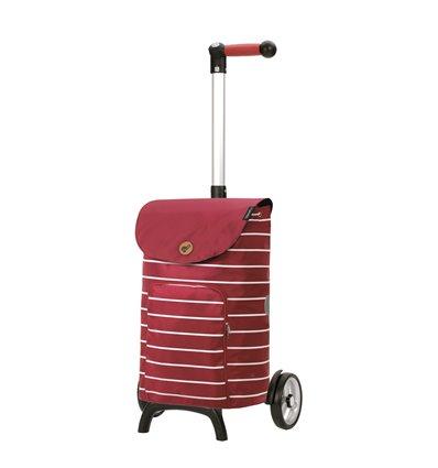 Unus Shopper Fun Mia - Indkøbsvogne Trolley på hjul