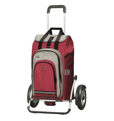 Royal Shopper Plus Hydro 2.0, hjul med kugleleje, luft og beskyttelse - Indkøbsvogne Trolley på hjul