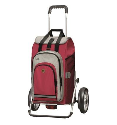 Royal Shopper Plus Hydro 2.0, hjul med kugleleje og beskyttelse - Indkøbsvogne Trolley på hjul