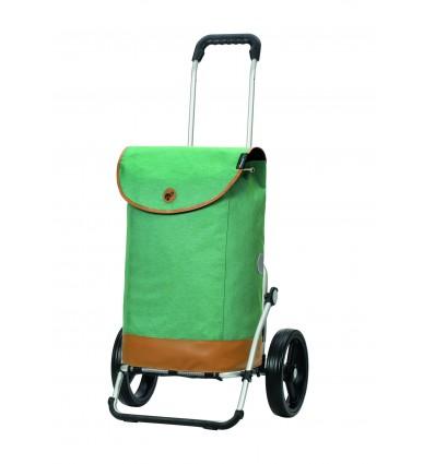 Royal Shopper Emil (med 3-eger-hjul) - Indkøbsvogn Trolley på hjul