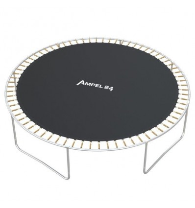 Springmåtte til trampolin Ø 244 cm (48 fjedre)
